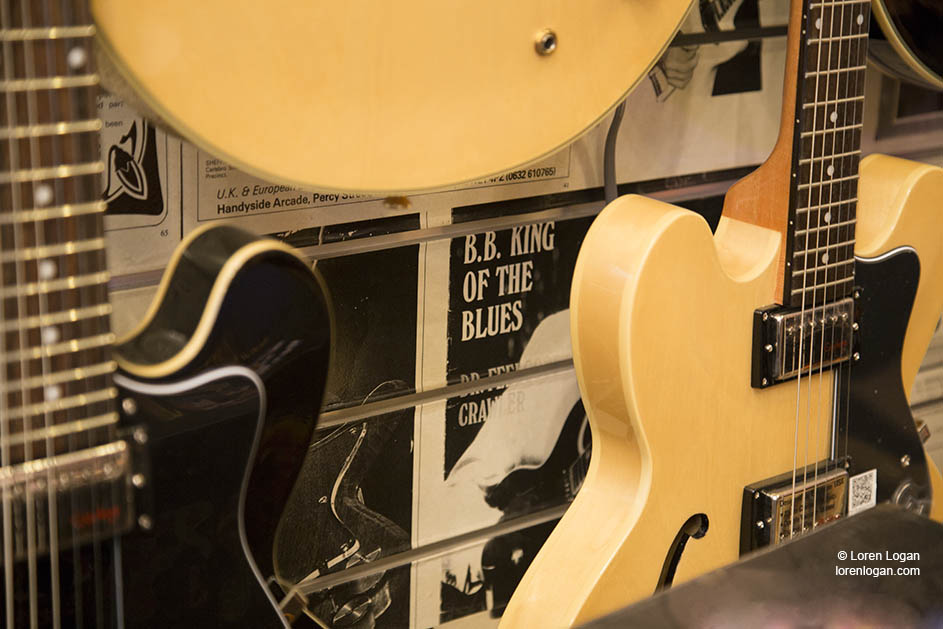 guitar, blues, B.B. King, music, photo