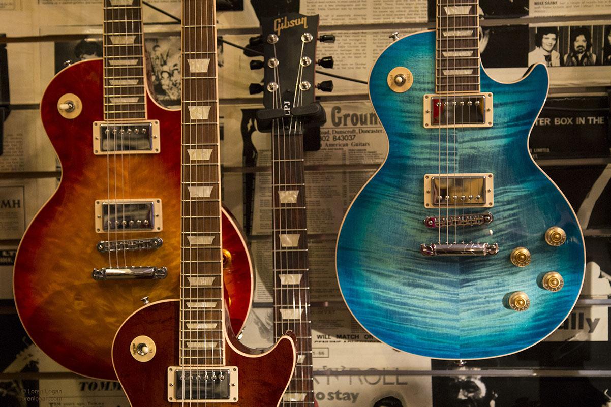 Guitar, guitars, Rock and Roll, Rock 'n' Roll, Denmark Street, London, guitar, photo